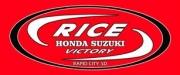 Rice Honda Suzuki Victory