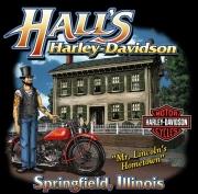 Hall's Harley-Davidson