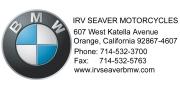 Irv Seaver BMW Motorcyles