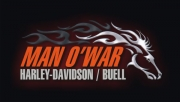 Man O' War Harley Davidson