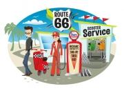 Route 66 Modern Classics