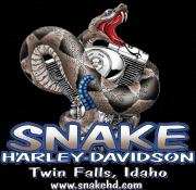 Snake Harley-Davidson