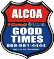 Alcoa Good Times Kawasaki Yamaha Canam Honda Mercury Kymco