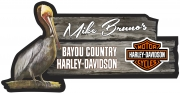 Mike Bruno's Bayou Country Harley-Davidson