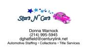 Stars N Cars