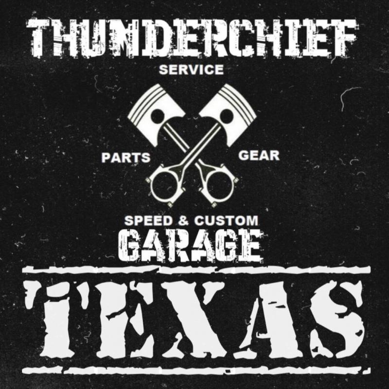 Thunderchief Garage