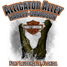 Alligator Halley Harley-Davidson
