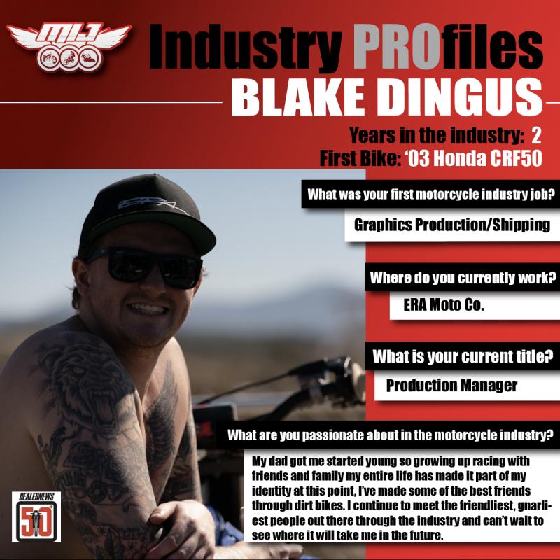 Blake Dingus