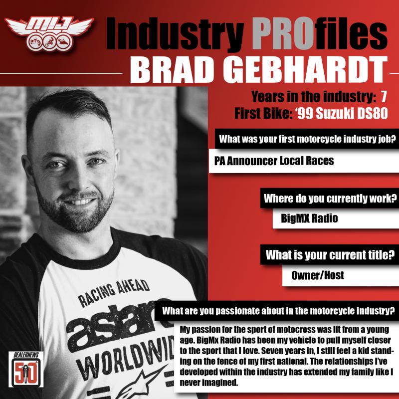 Brad Gebhardt