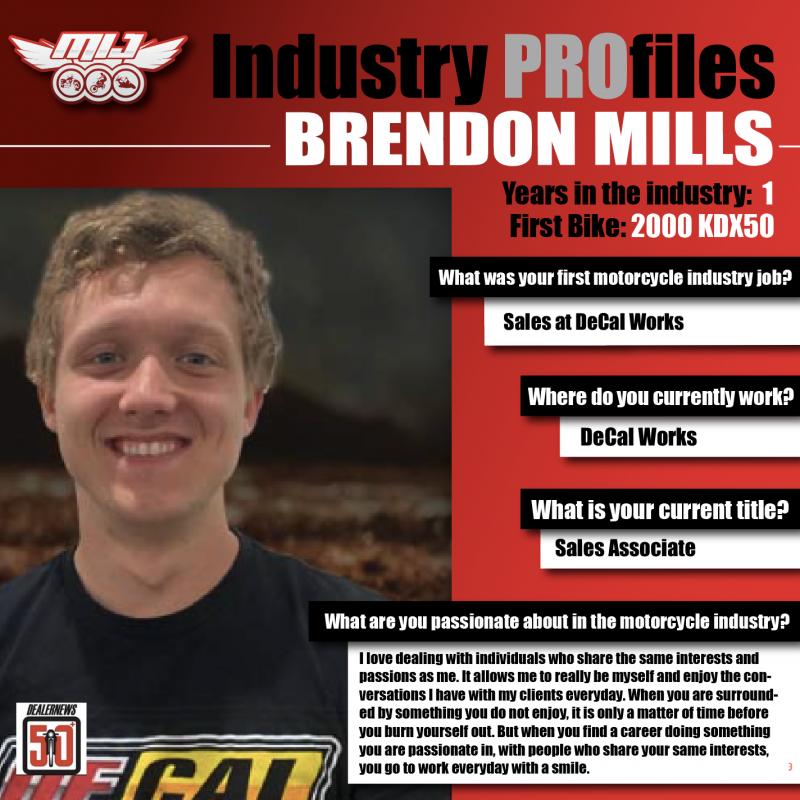 Brendon Mills