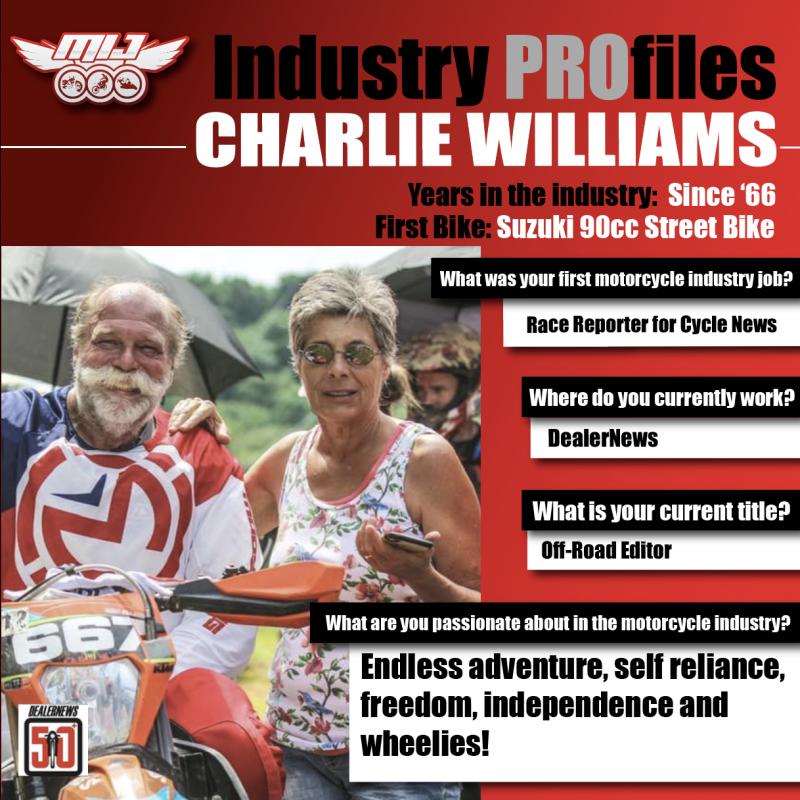 Charlie Williams