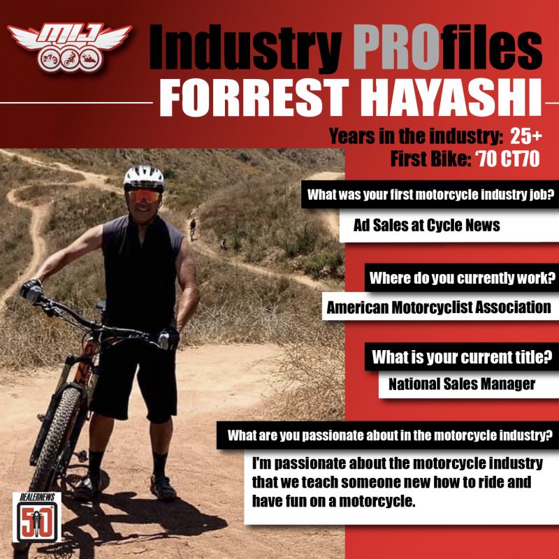 Forrest Hayashi