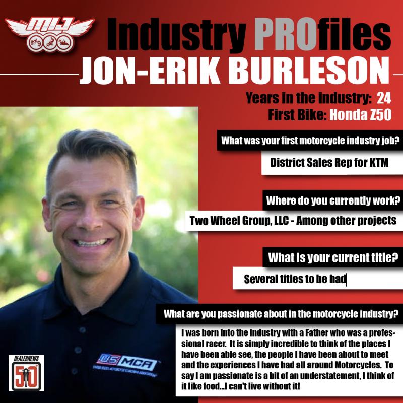 Jon-Erik Burleson