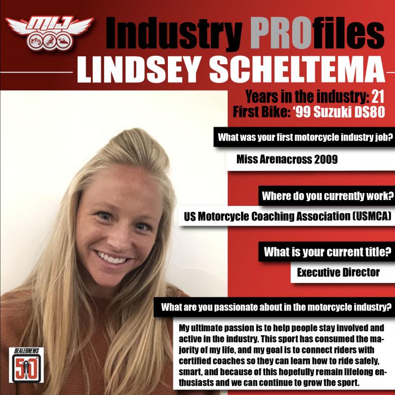 Lindsey Scheltema