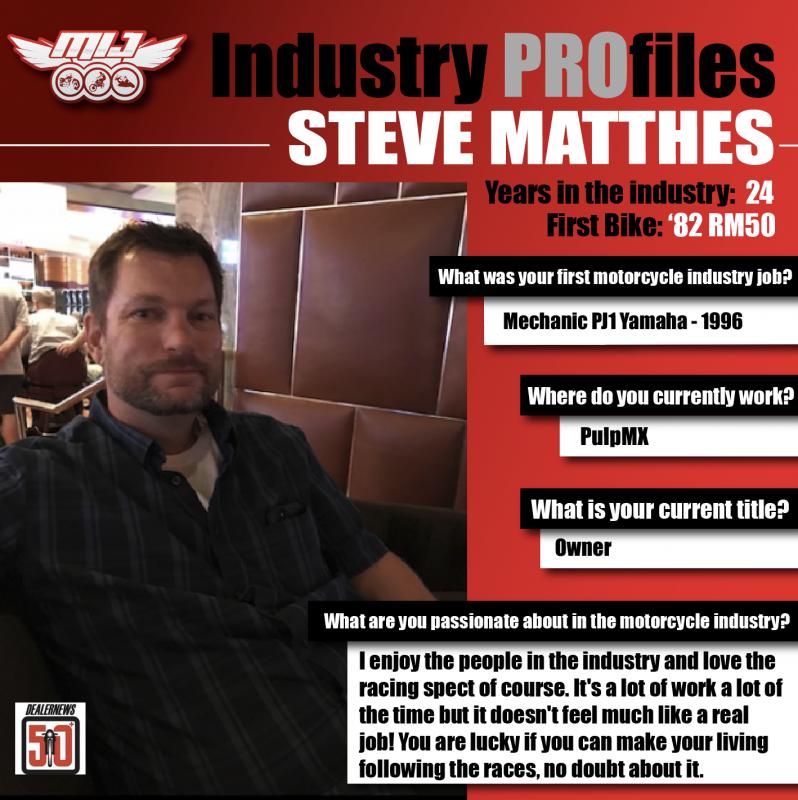 Steve Matthes