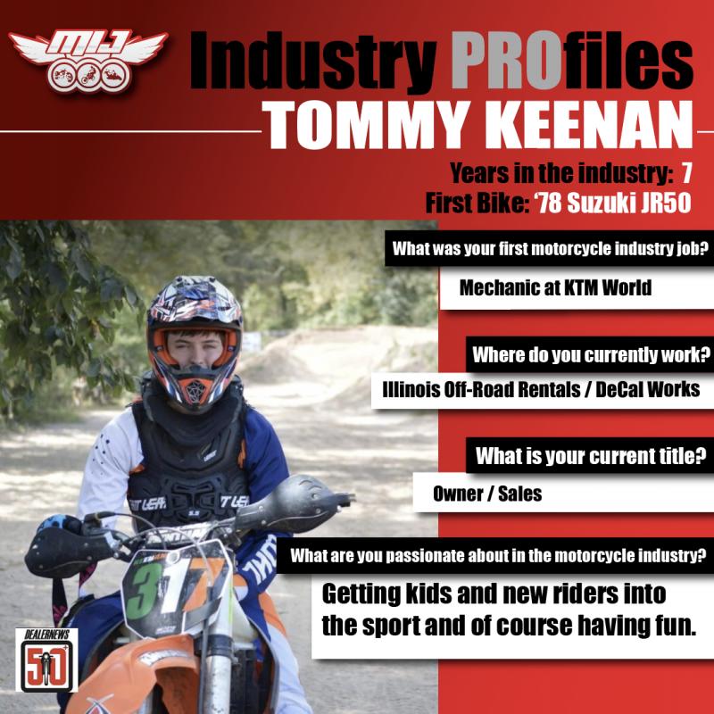 Tommy Keenan