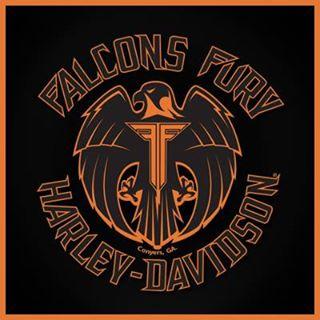 Falcons Fury Harley Davidson