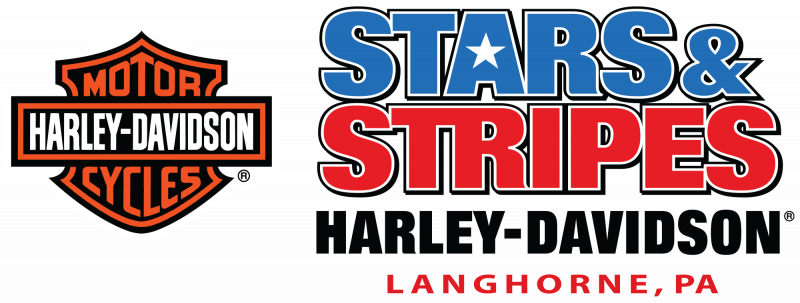 Stars and Stripes Harley-Davidson